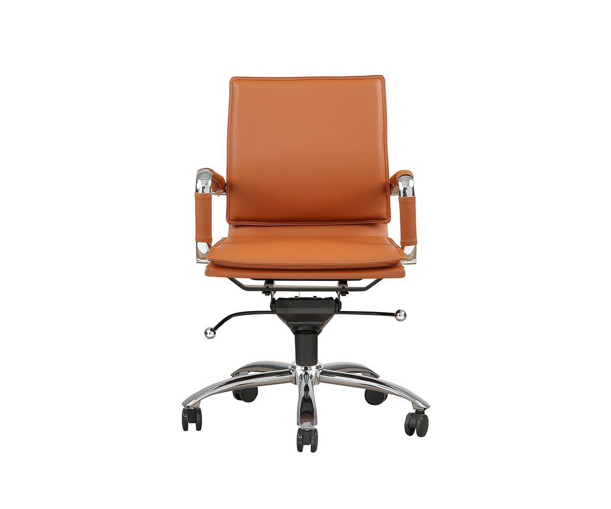 Brock Low Back Office Chair Office chair, Floor