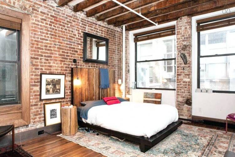 Houzz Bedroom Rugs Eclectic Master Bedroom Industrial Style Bedroom Eclectic Bedroom