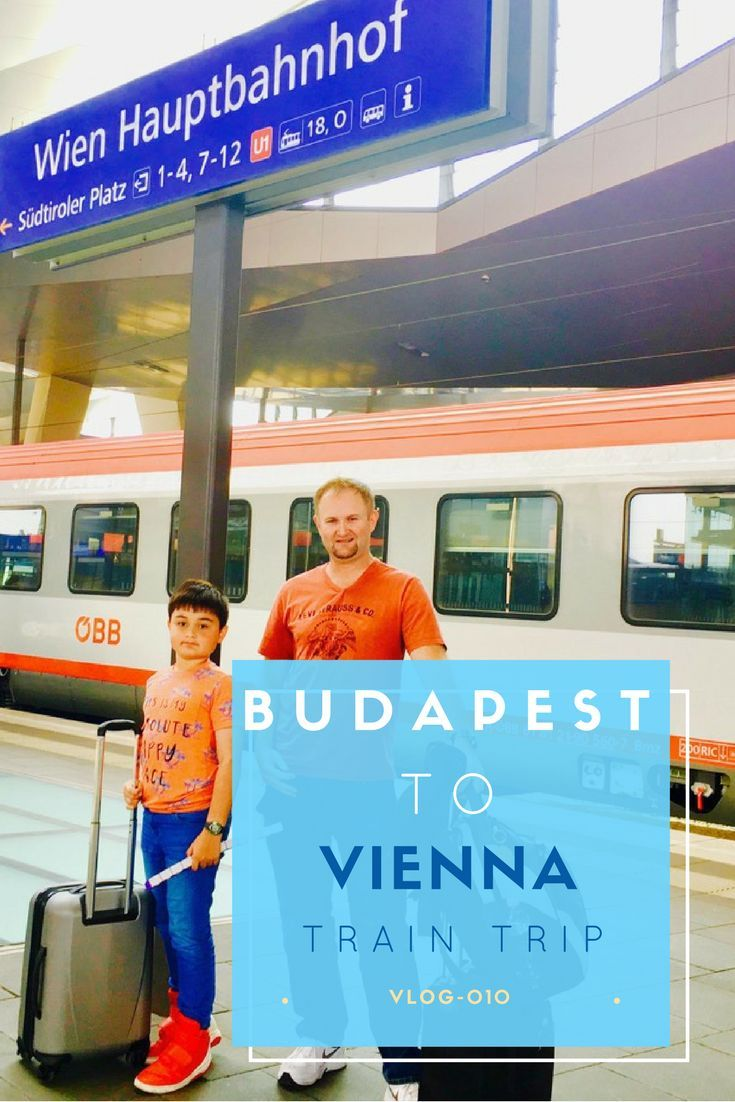 How To Get From Budapest To Vienna By Train