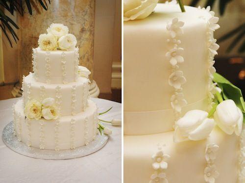 Wedding Cake By Rsvp Catering Fairfax Va