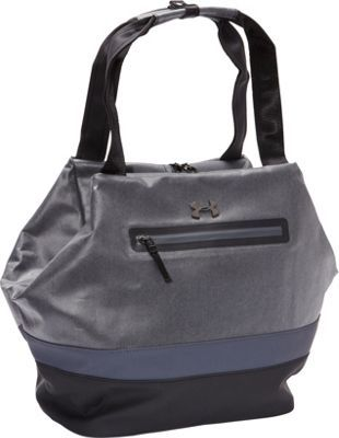 91b50e5c66 Under Armour UA Perfect Flow Tote Black Lead Black Gun Metal - via  eBags.com!
