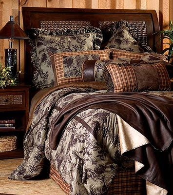 upgrade your bedroom with our moss pinecone comforter set this bedding set has a unique