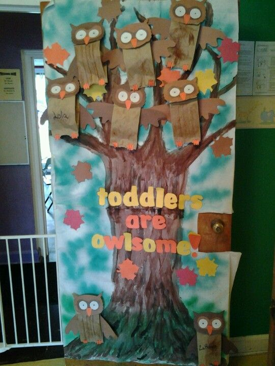 Daycare Door Ideas Neat Things Toddler Classroom