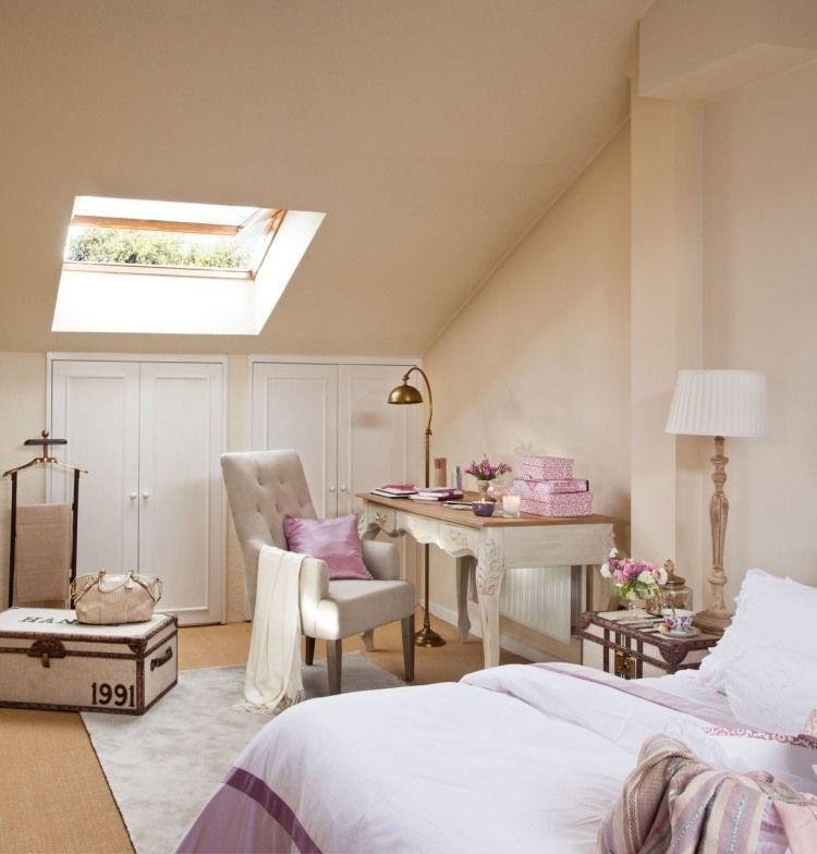 bildergebnis f r kinderzimmer einrichten m dchen dachschr ge einrichten und wohnen pinterest. Black Bedroom Furniture Sets. Home Design Ideas