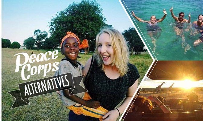 Can't commit to 2 years in the Peace Corps? Discover why thousands choose to volunteer with International Volunteer HQ as a Peace Corps alternative...