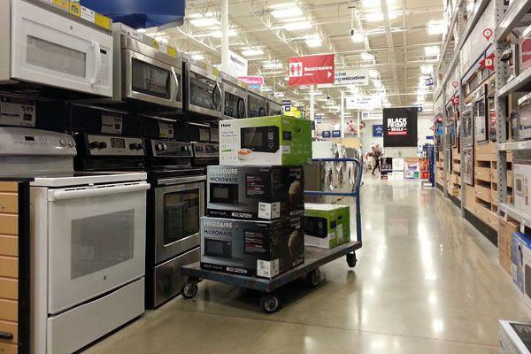 Kitchen Appliance Store In San Fernando Valley