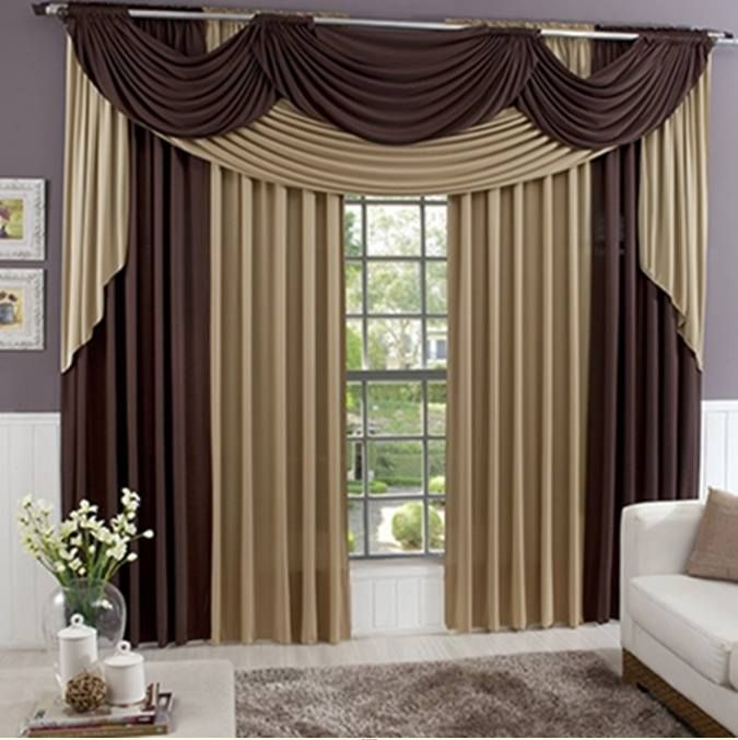 17 mejores ideas sobre cortinas elegantes en pinterest for Catalogo de cortinas para sala