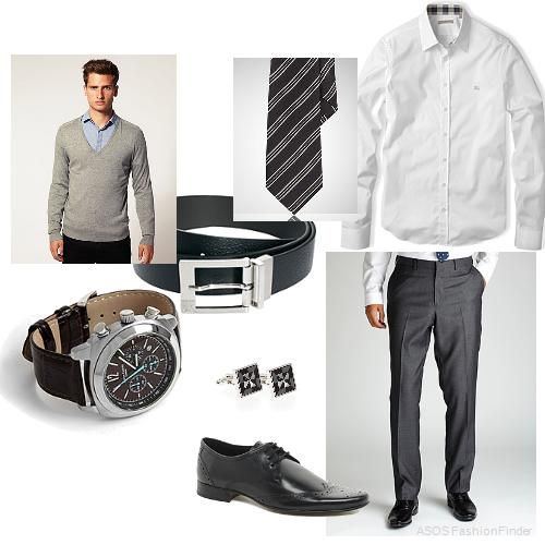 Casual Day At Office Men S Outfit Asos Fashion Finder