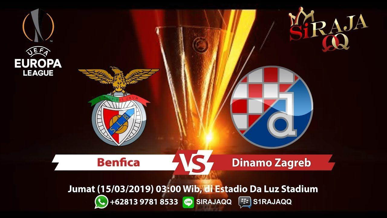 Prediksi Pertandingan Antara Benfica Vs Dinamo Zagreb Hari Jumat 15 Mar Zagreb
