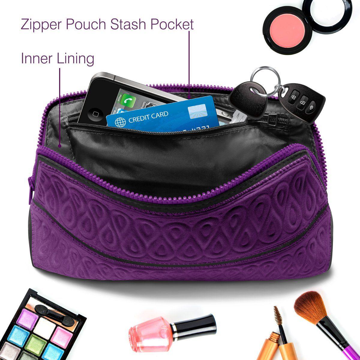 Makeup Bag Handy Travel Clutch Case Designer Cosmetic Bag