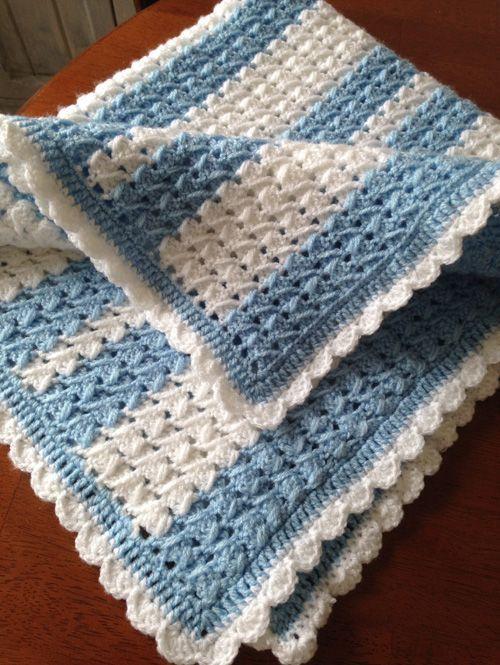 Sweet Dreams Baby Blanket - Free Pattern (Beautiful Skills - Crochet ...