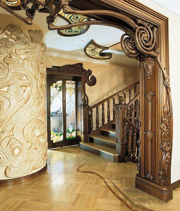 Interior Styles Art Nouveau And Deco Discussion On LiveInternet