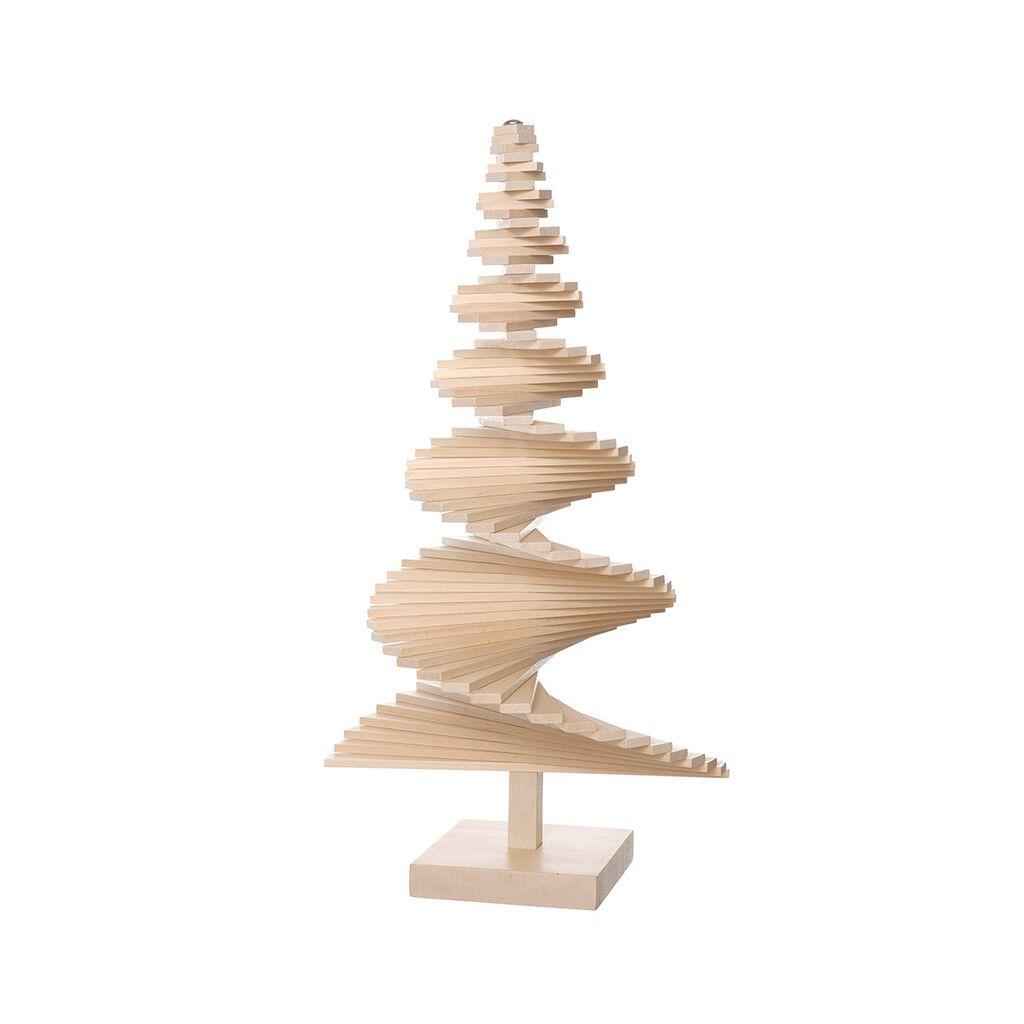 Sapin De Noel En Bois Design #10: Coup De Cœur : Un Sapin De Noël Aux Possibilités Infinies