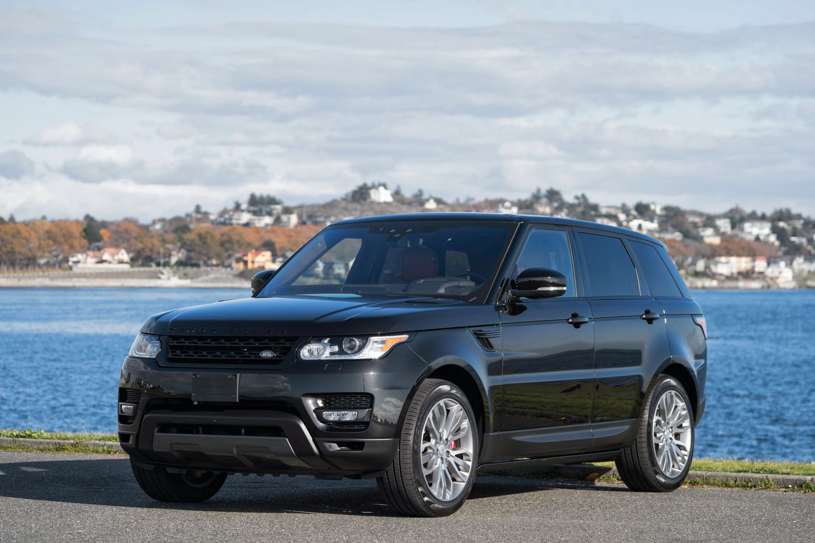 2017 Range Rover Sport Supercharged for sale Range rover