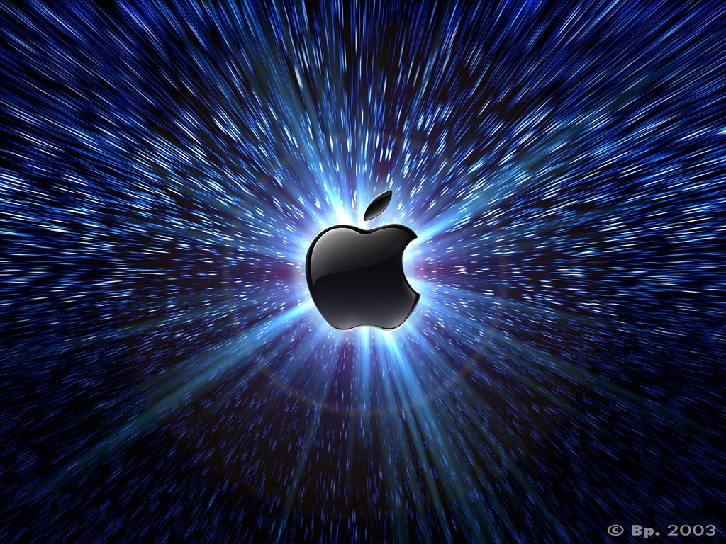 Apple Space Wallpaper For Ipad