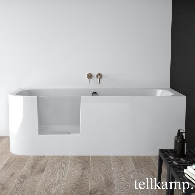 Tellkamp Salida L Mit Bequemem Einstieg Kommt Die Rechteck Badewanne Mit Tur In Ihr Badezimmer Vergessen Sie Ums Badewanne Badewanne Mit Einstieg Weisse Turen