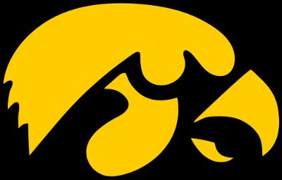 Iowa Hawkeyes Logo Png 400 256 Pixels Iowa Hawkeyes Iowa Hawkeye Football Hawkeyes