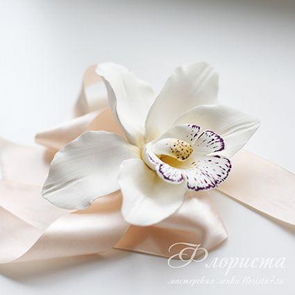 Орхидея, Японская глина, Новокузнецк.