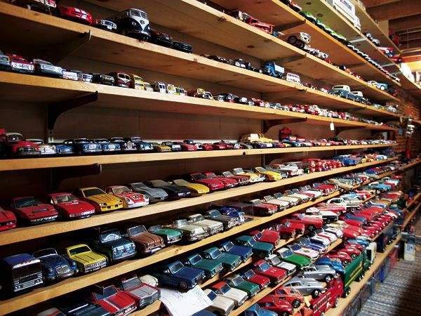 Model Car Collection Who Is This Collector We Want To