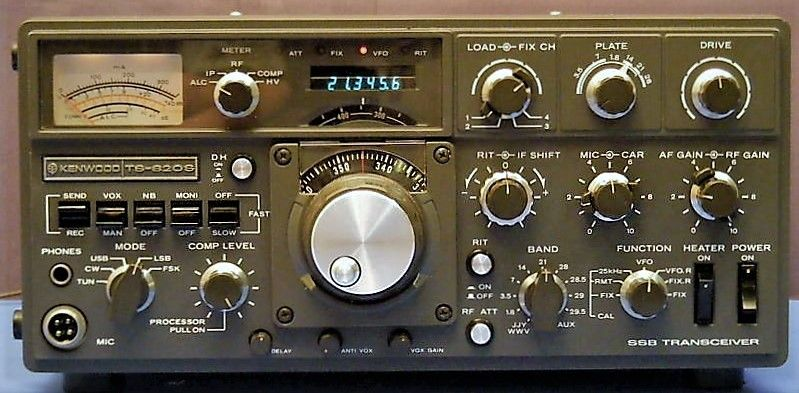 KWD TS-820S (digital freq  display) | WBY - CB / HAM Radio