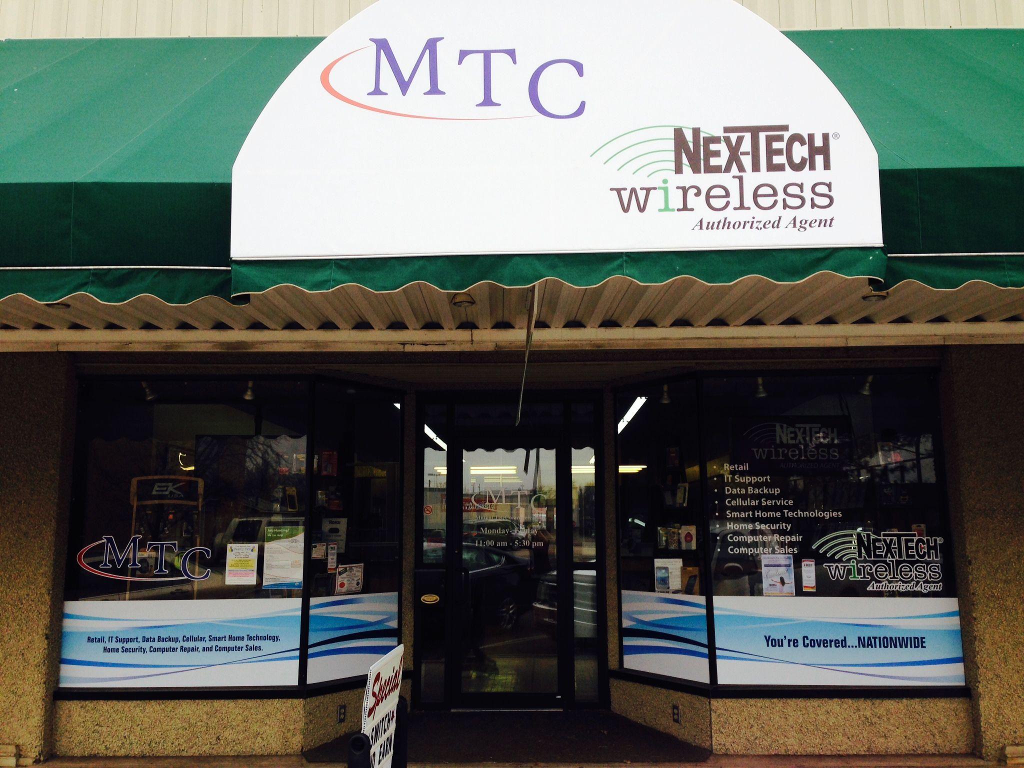 MTC / NexTech Wireless in McPherson, KS Mtc, Outdoor