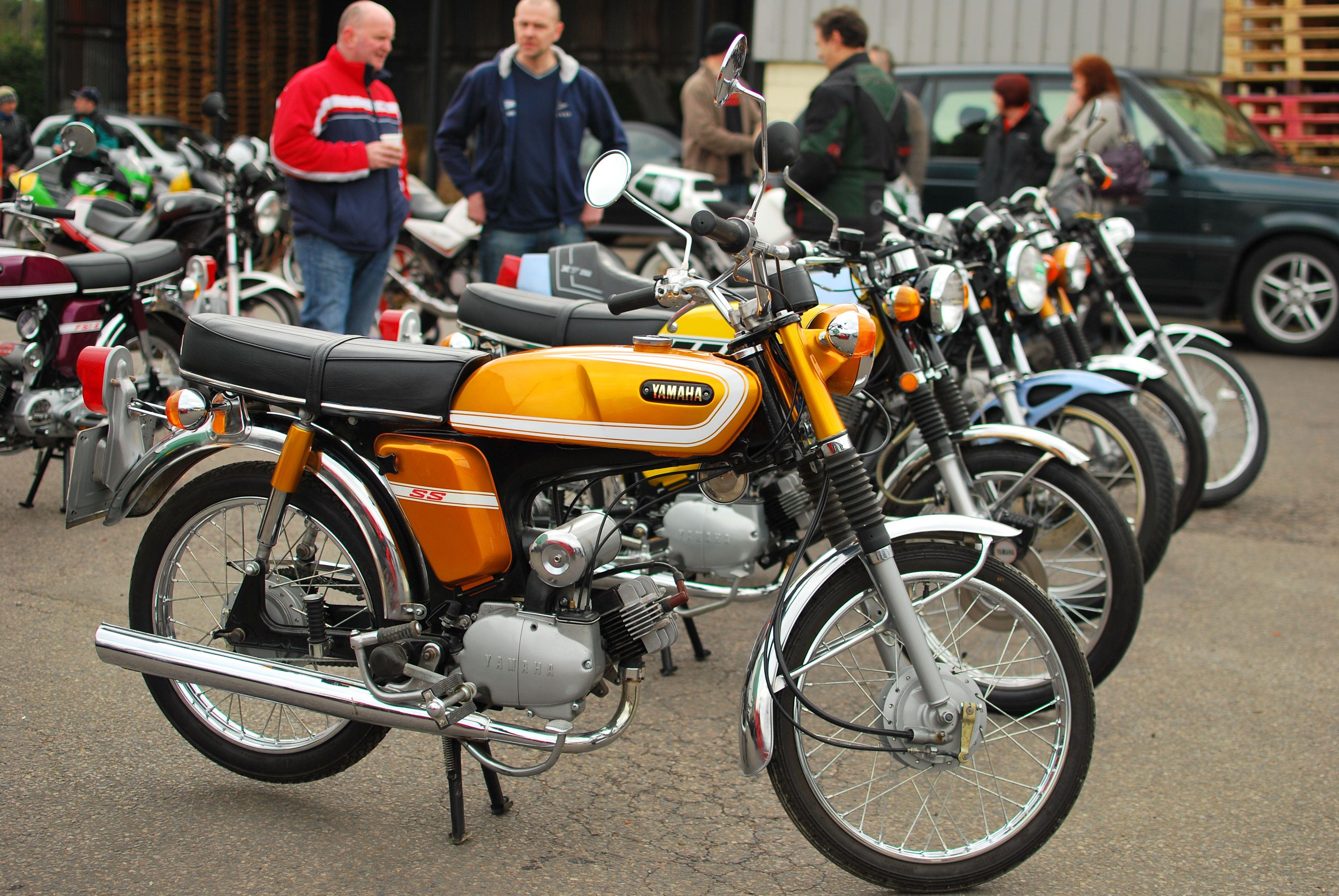 This Was A 16 Year Olds Dream In The 70s 80s Yamaha Fs1e Oc Yamaha Yamaha Bikes Yamaha Motorcycles