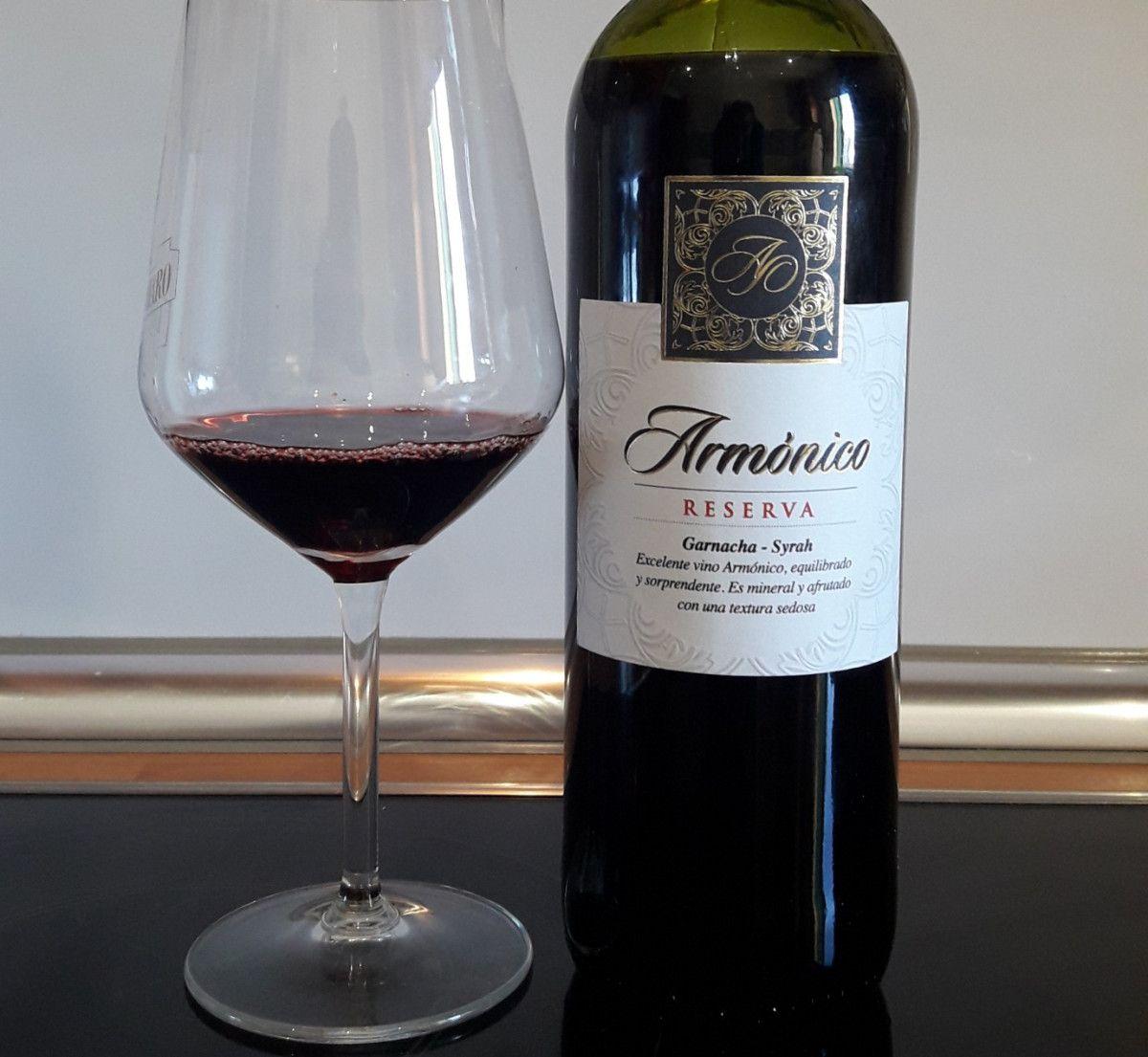 Armonico 2012 Reserva Vino Blanco Y Bodegas