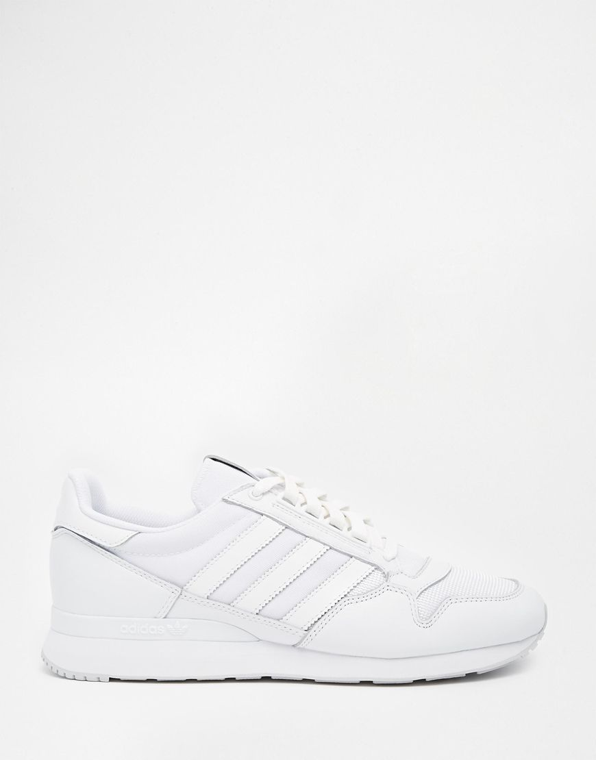 adidas zx 500 femme blanche