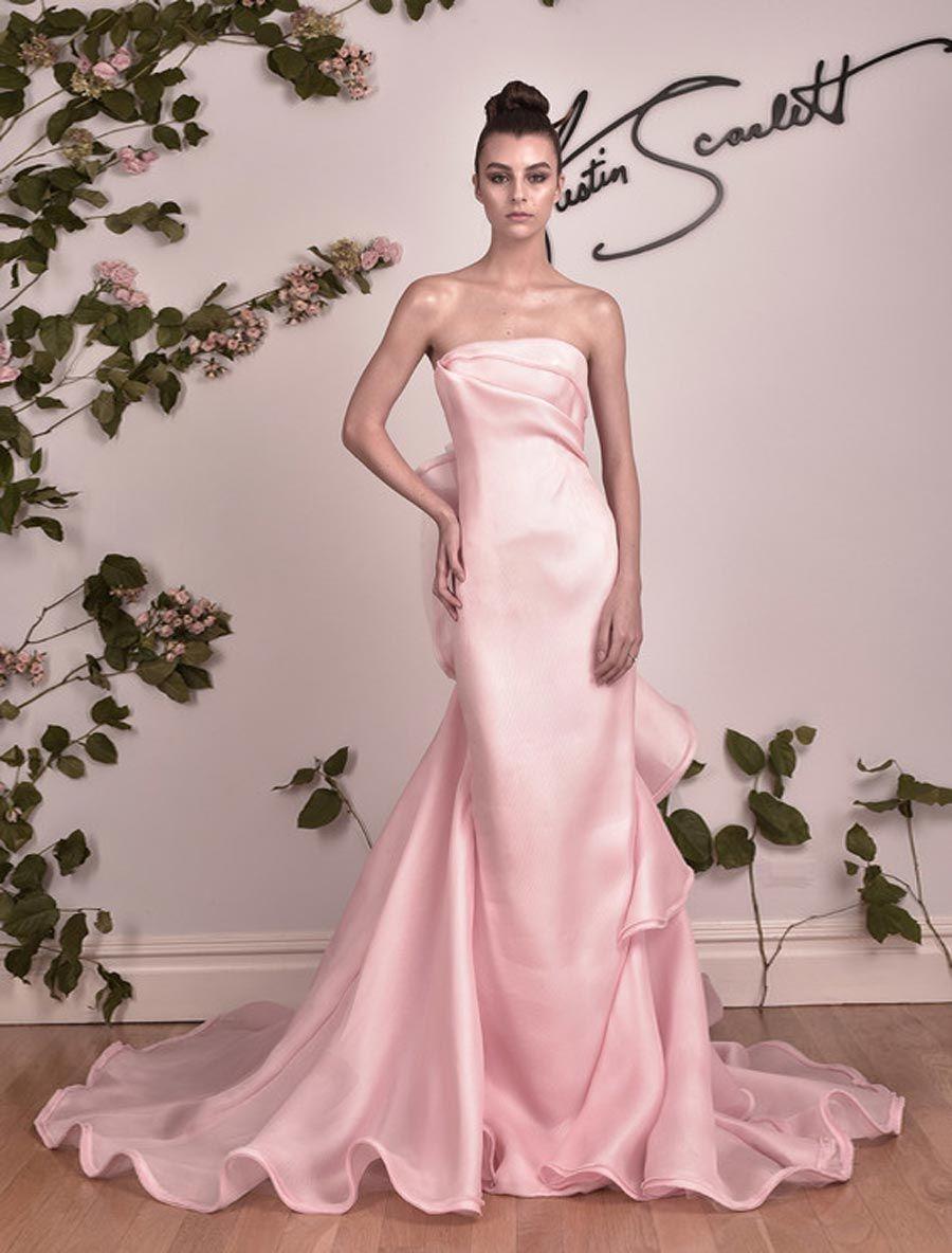 Austin Scarlett Trillium AS77 Wedding Dress | Novios