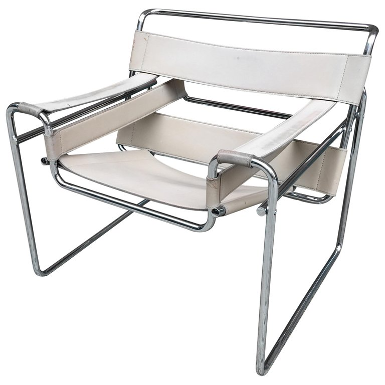 Marcel Breuer Wassily Chair in 2019 Wassily chair, Chair
