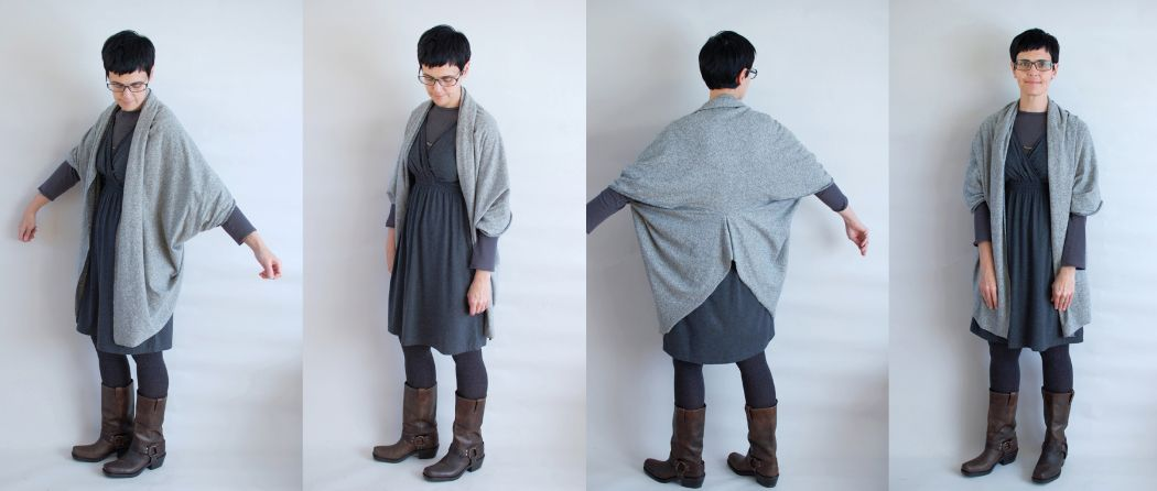 origami wrap by uniform natural