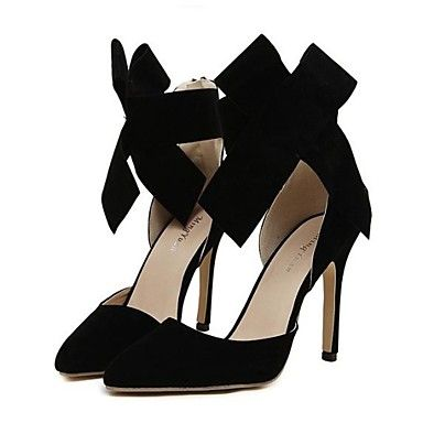 Women's+Shoes+Pointed+Toe+Stiletto+Heel+Pumps+Shoes+More+Colors+available+–+USD+$+32.99