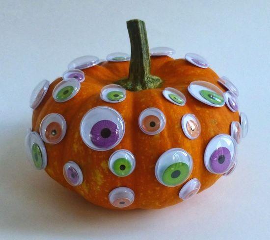 Manualidades de halloween para preescolares manualidades - Calabazas decoradas manualidades ...