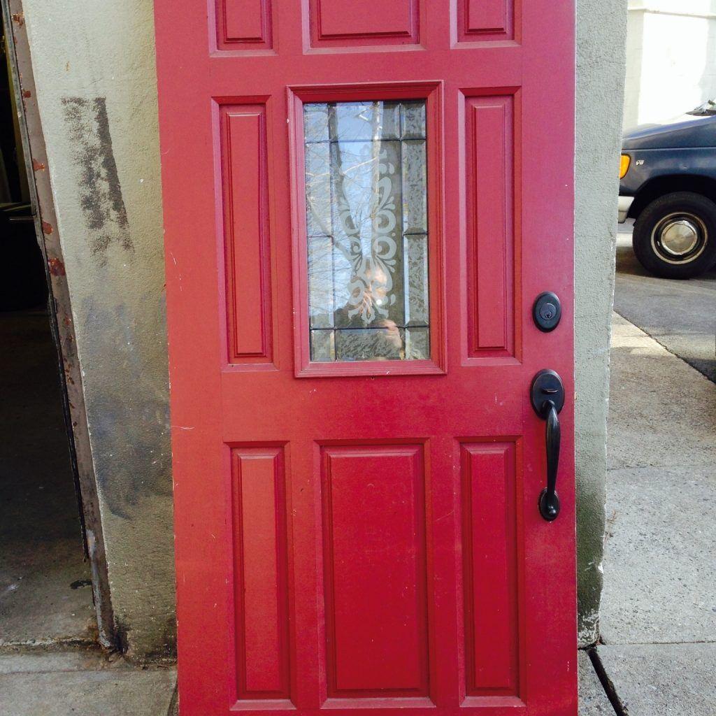 Nice 36 X 84 Steel Exterior Door