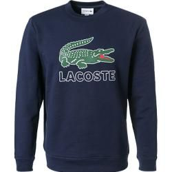 Photo of Lacoste Sweat Shirt Herren, Baumwolle, blau Lacoste