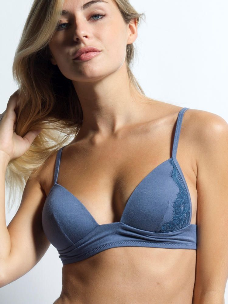 b1011c649e Georgette No Wire Padded Bra - More and more we wonder if we should have  labeled this board