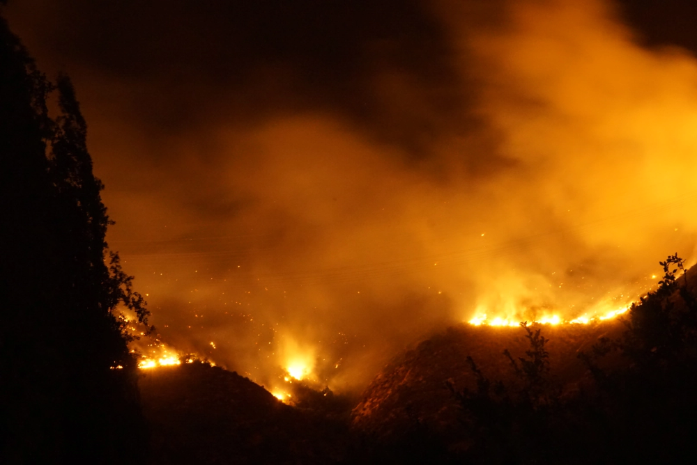 Governments, smart data and wildfires where are we at? in