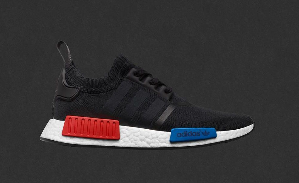 8a7bd4592e698 adidas NMD R1 Primeknit OG Black Release Date. The first ever adidas NMD is  releasing again in January 2017. The adidas NMD R1 Primeknit OG in Black