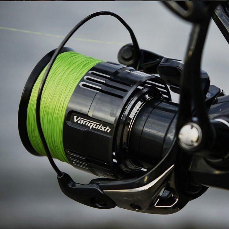 2cb189a6e04 NEW SHIMANO 2019 VANQUISH… | fishing supplay | Fish, Fishing reels ...