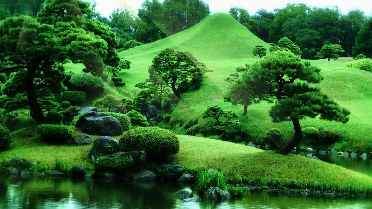 Zen Garden Live Wallpaper Android Apps On Google Play Japanese Garden Zen Garden Most Beautiful Gardens