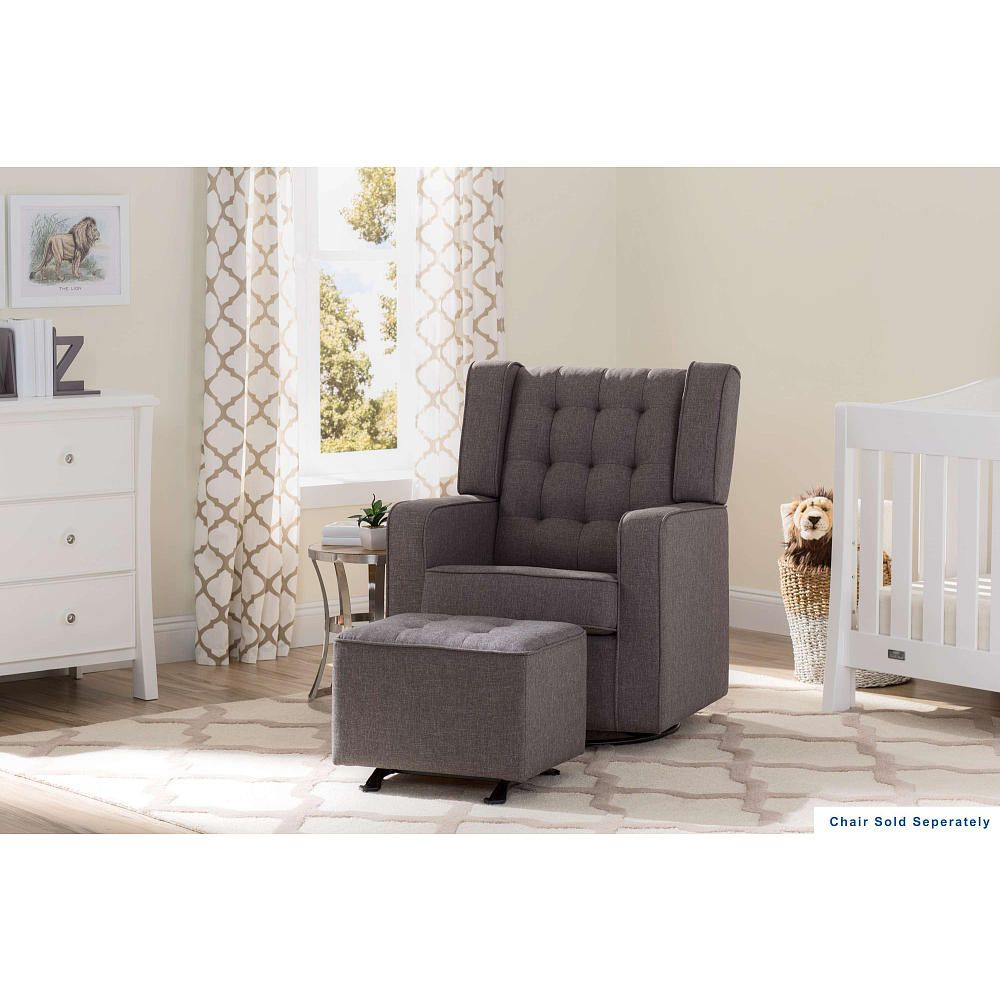 Pin by Steph Troutner Designs on Baby Nursery Pinterest Ottomans