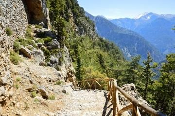 Samaria Gorge - one of the best hikes in Greece