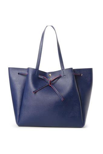 7869ea42869f Buy COLORS by Jennifer sky (Samantha Thavasa) Classic Tote Bag Shoulder bag  (Large size