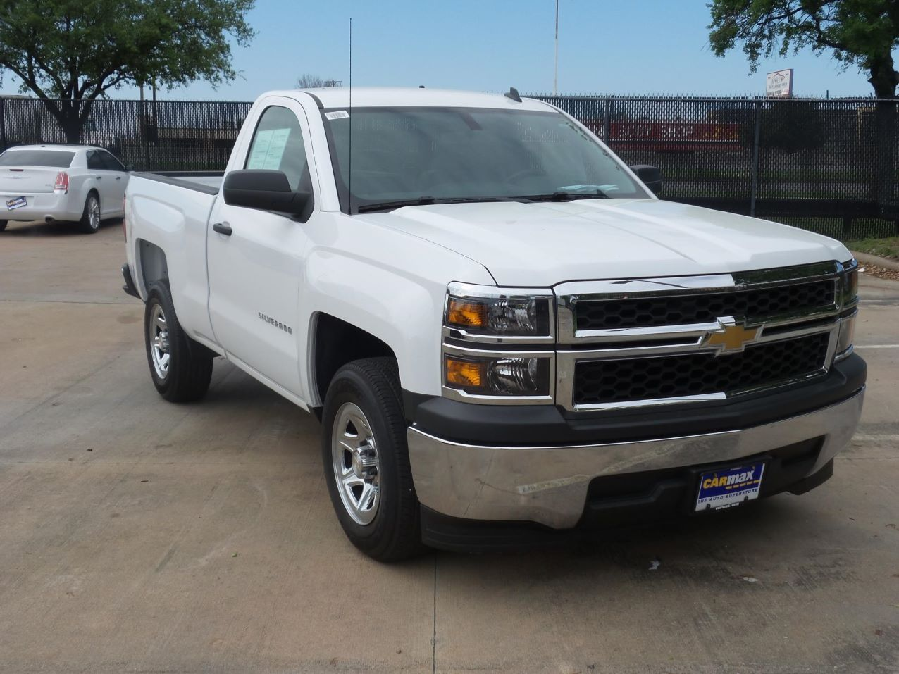 Used 2014 Chevrolet Silverado 1500 in Houston, Texas | CarMax ...