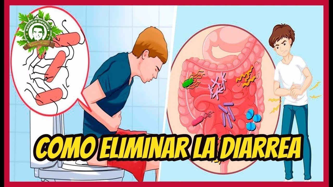 Quitar rapido la diarrea