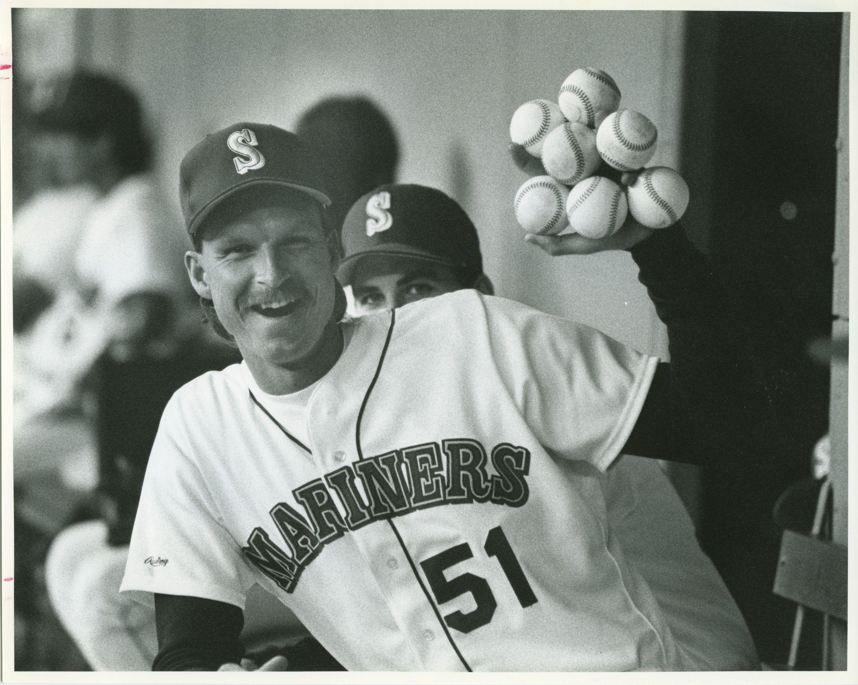 randy johnson marinershof mariners baseball 1960 20