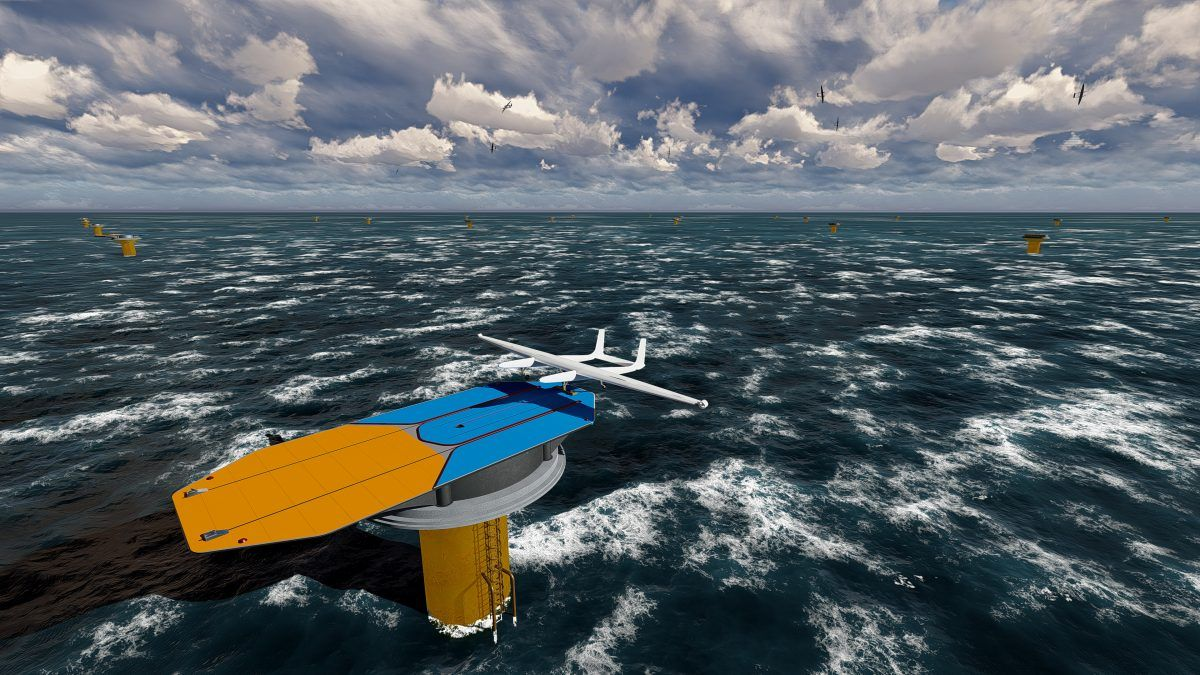 E.ON Invests In Innovative Drone-Based Airborne Wind Energy