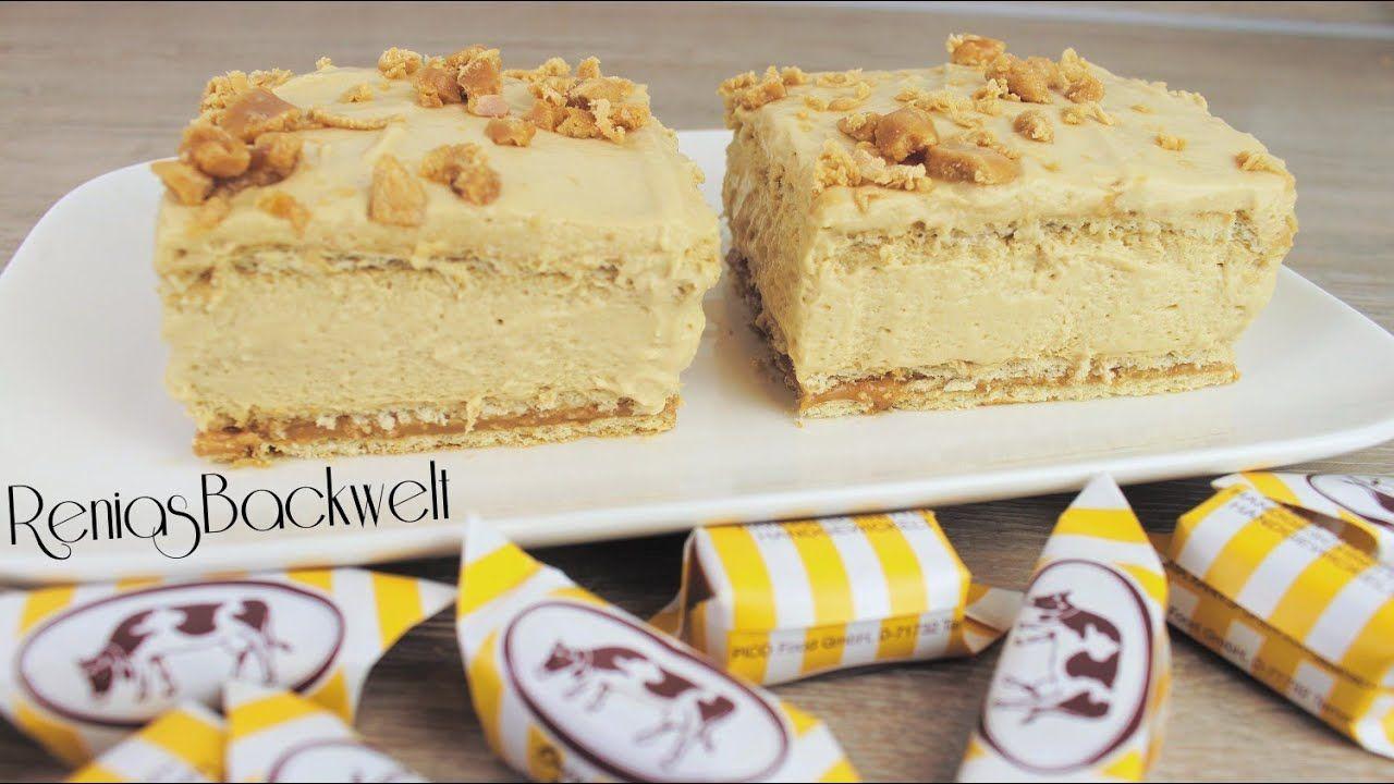 Blitzrezept Mein Karamell Kuchen Ohne Backen Youtube In 2020 Kuchen Ohne Backen Kuchen Und Torten Backen