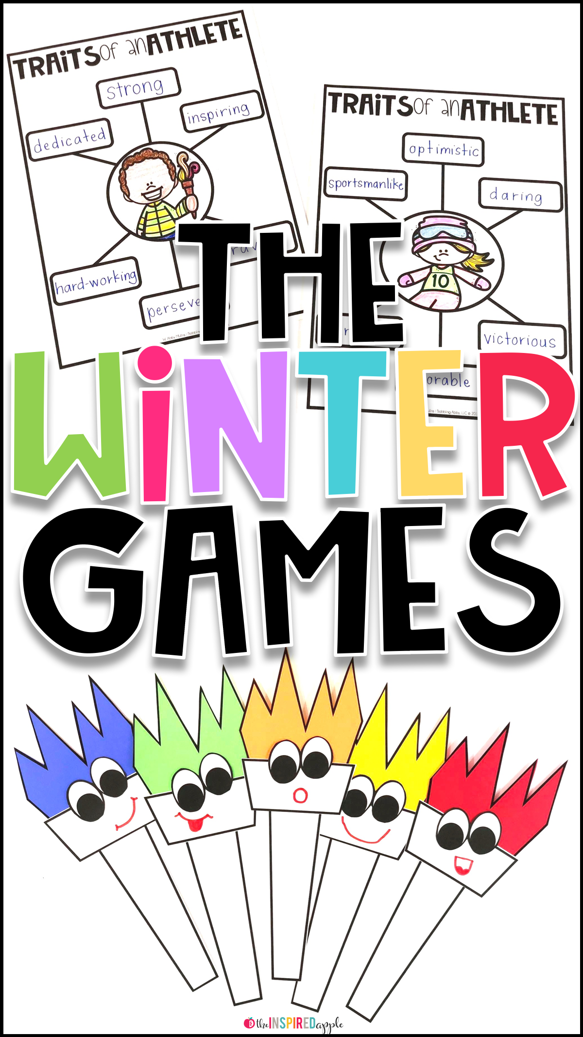 Winter Olympics Activities For Kindergarten And First Grade Babbling Abby Olympics Activities Winter Olympics Activities Winter Olympics [ 2133 x 1200 Pixel ]