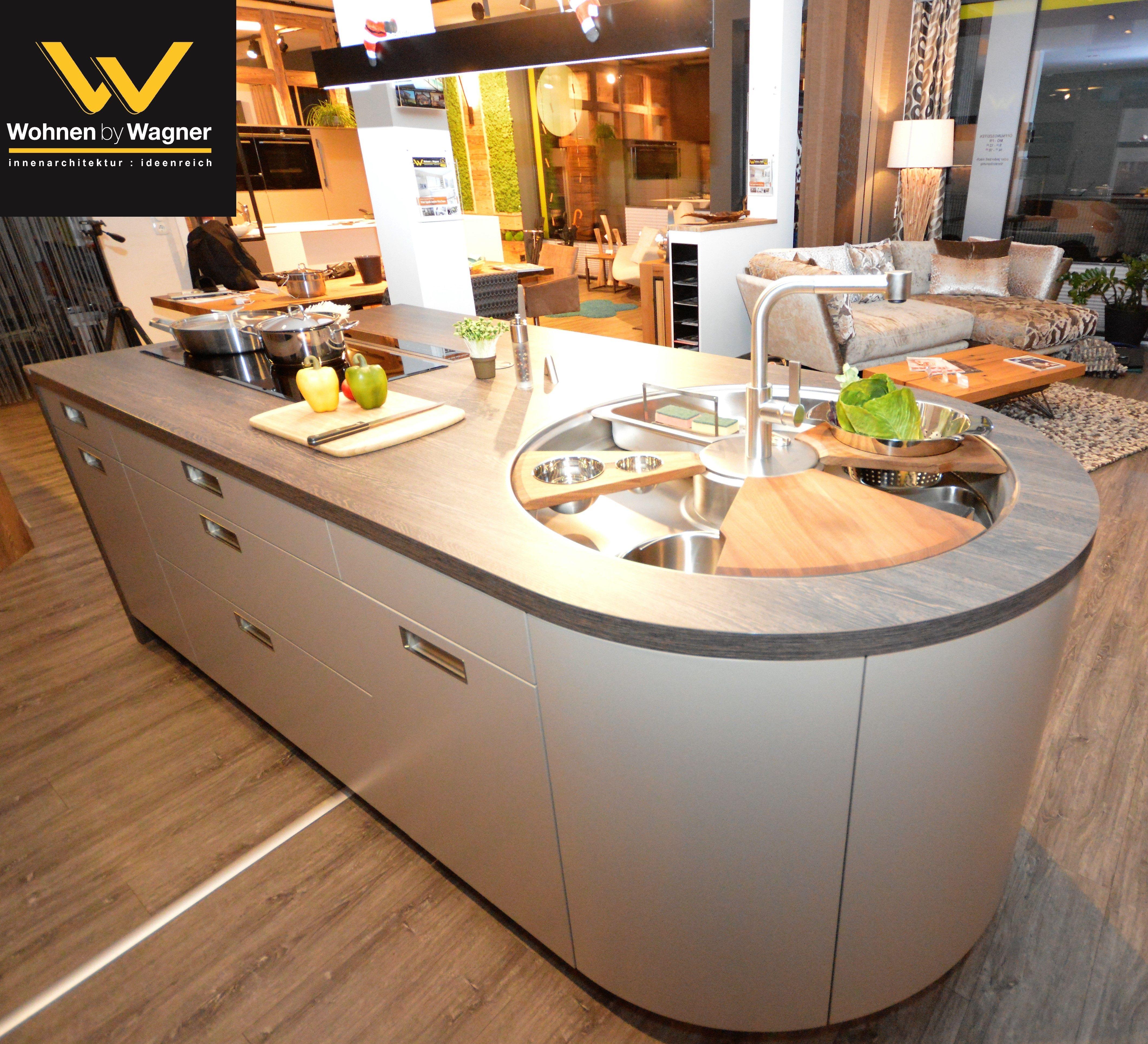 abverkauf der designer küche | küche dachschräge, runde
